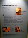 Acupuncture on the NHS